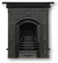 Hawthorne Complete Cast Iron Fireplace