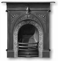 Knaresborough Complete Cast Iron Fireplace